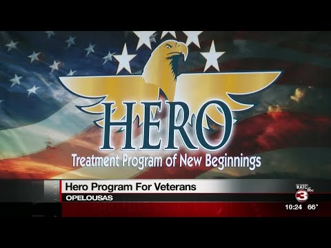 Facility for veterans opens in Opelousas