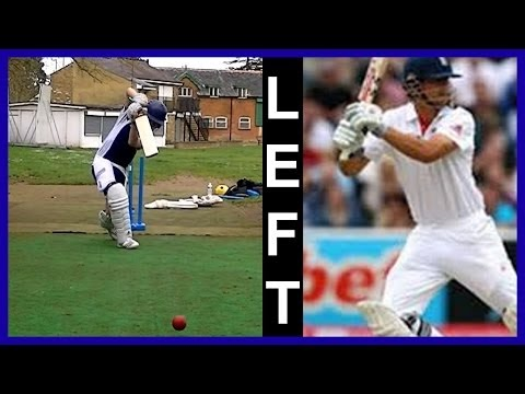 11 Year Old Batting like Alistair Cooke 2014