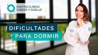 Dificultades Para Dormir  -  Dra.  Suellen Silva
