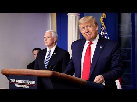 🚨LIVE: President Trump & The Coronavirus Task Force News Conference  4/20/20