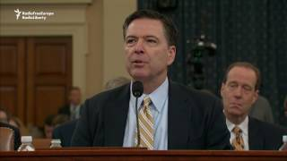 FBI Director Confirms Probe Into Russian Links To Trump Campaign