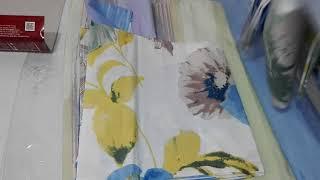 Постельное белье двуспальное Viluta Ранфорс 12653 - обзор