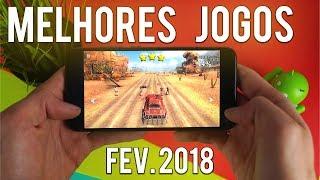 Melhores Jogos Android #1 - Fevereiro 2018