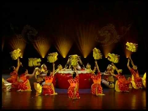 Han Chinese Dance - Dragon fish  龙鱼舞