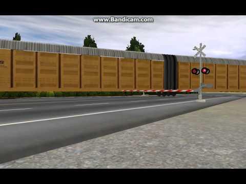 Repeat TS12 NS ES44AC Auto Train W/ Mutanay77's New K5HLR2