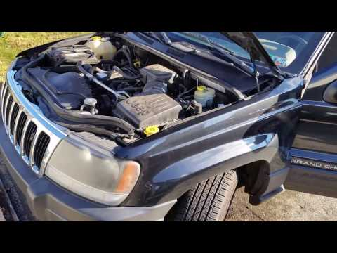 DIY – 2003 Jeep Grand Cherokee IAC Replacement – Jeep 4.0