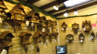 Cuckoo Clock Extravaganza