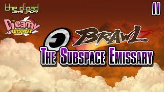 """""""Baby Andross Knuckles"""" - PART 11 - THE SUBSPACE EMISSARY - Super Smash Bros. Brawl"""
