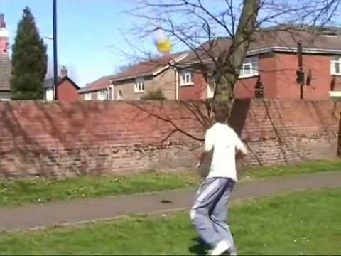 16-YEAR-OLD JORDAN HENDERSON SHOWCASES HIS FANTASTIC SKILL