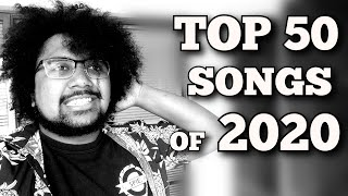 Top 50 Songs of 2020 | rick's round-up