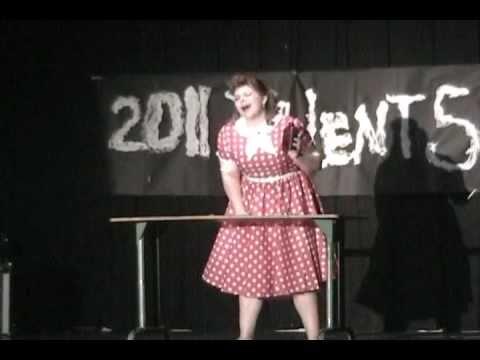 I Love Lucy Monologue - Vitameatavegamin