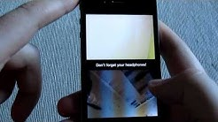 iPhone 4: iChatr App / Chatroulette (Deutsch)