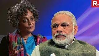 Baixar Arundhati Roy Slams Modi Government In UK Interview, BJP Hits Back