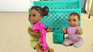 Rodzinka Barbie - Zły dzień Zosi. Bajka dla dzieci po polsku. The Sims 4. Odc 82