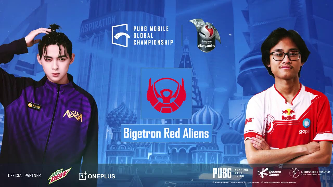 PUBG MOBILE GLOBAL CHAMIONSHIP - Bigetron Red Aliens Interview