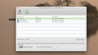 How to Recover Emptied Trash on Mac OS X 10 11 El Capitan