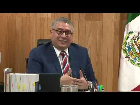 Sesión Pública de la Sala Regional Toluca del TEPJF 260619