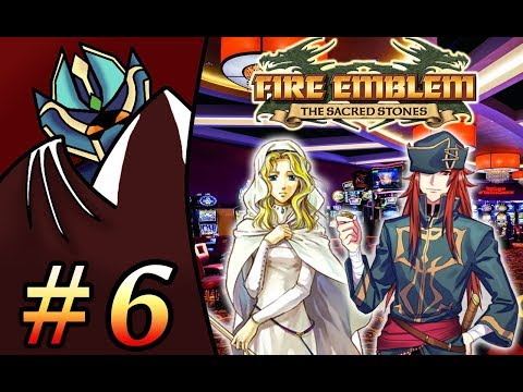 Let's Play Fire Emblem: The Sacred Stones Chapter 5 (BLAZEPLAYS)
