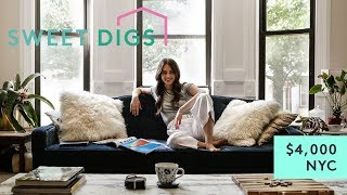 What $4,000 Will Get You In NYC | Sweet Digs | Refinery29