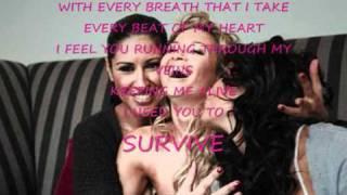 Monrose Breathe you in lyrics