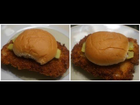 How to Make a Pork Tenderloin Sandwich Illinois Style! | Step By Step