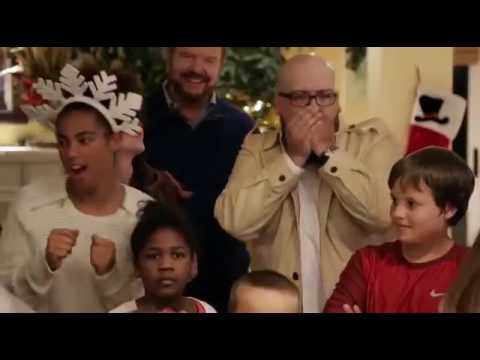 Saving Christmas (2014) Hip-Hop Dance Scene