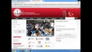 Okul Web Siteleri Yönetim Paneli - 1