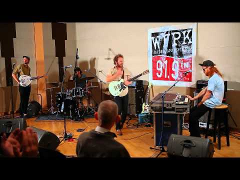 WFPK's Live Lunch featuring Fly Golden Eagle