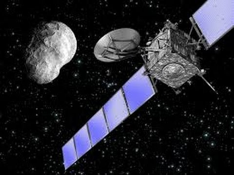 Comet Chasing Spacecraft Wakes up From Hibernation