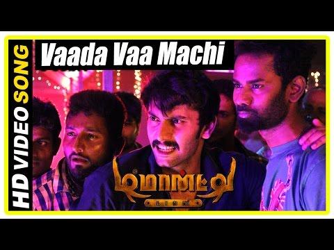Demonte Colony movie scenes | Vaada Vaa...