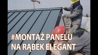 Instrukcja montażu panelu na rąbek Elegant