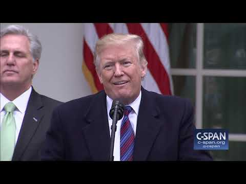 Word for Word: President Trump Considering National Emergency Declaration for Border Wall (C-SPAN)