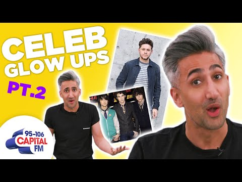 Queer Eye's Tan France Reviews Celebrity Glow-Ups Part 2 | Capital