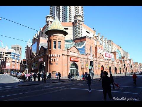 Sydney - Il Paddy's Market, un mercato straordinario!