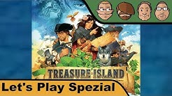 Treasure Island - Brettspiel - Let's Play spezial mit Alex & Peat