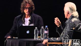 Jimmy Page Discusses Led Zeppelin History & More With Soundgarden