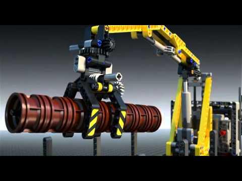 lego technic 9397 boomstammentransport legoenduplooutlet. Black Bedroom Furniture Sets. Home Design Ideas