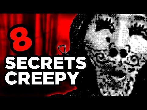 8 SECRETS & EASTER EGGS CREEPY DE JEUX VIDEOS