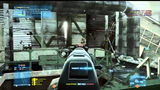 Battlefield 3 livestream Close Quarters Gameplay
