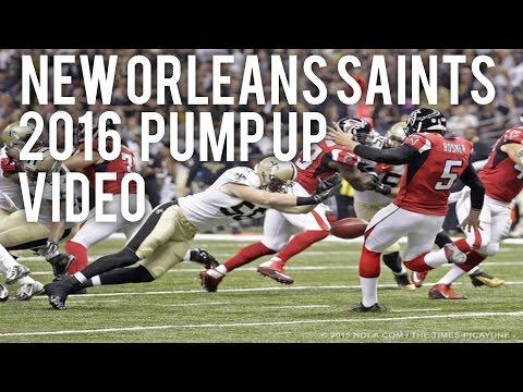 New Orleans Saints 2016 Pump Up Video | 2015 Highlights | HD