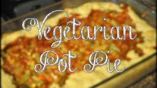 Vegetarian Pot Pie (thevegetarianbaker)