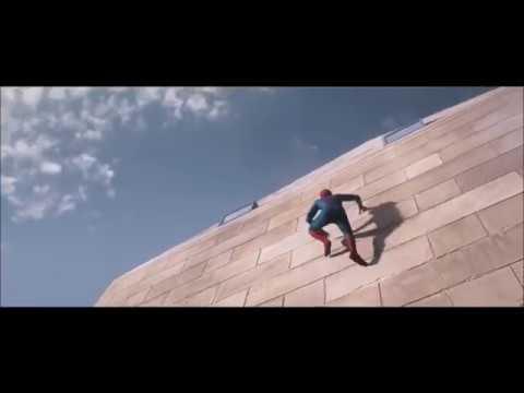 1994 Cartoon Intro Theme Spider-Man Homecoming 2017 trailer music video