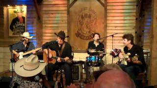 David Ball + The Pioneer Playboys live at Dosey Doe, Houston YouTube Videos