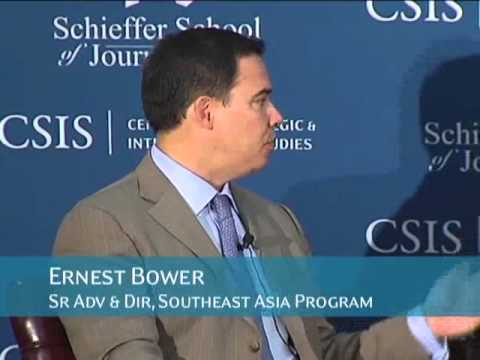 Video Highlight South China Sea A Key Indicator for Asian Security Cooperation for the 21st Century
