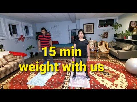 Download 15 min beginner weights 💪