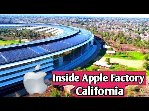 iPhone factory  - California USA  (AUG 2019)