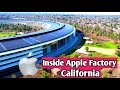 iPhone factory  - California USA  (AUG 2019)
