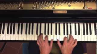 Tutorial piano y voz Ay cosita linda (Nat King Cole)