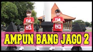 Download AMPUN BANG JAGO 2 | TIAN STORM X EVER SLKR | TIKTOK DANCE | CHOREOGRAPHY | FITNESS | HIPHOP | ZUMBA