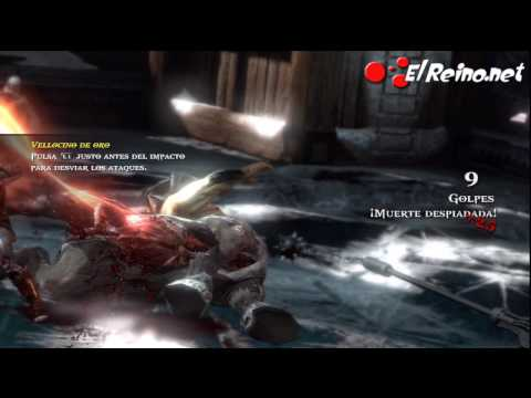 Vídeo análisis / review God of War III - PS3